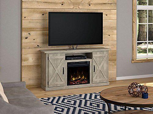 Comfort Smart Killian Electric Fireplace Tv Stand Fireplace Tv