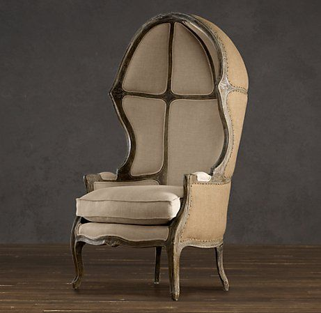 fabulous  affordable classic chair from restoration hardware