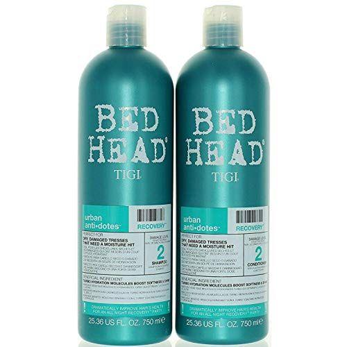 Tigi Bed Head Urban Anti Dote Recovery Shampoo Conditio Https Www Amazon Com Dp B003t Good Shampoo And Conditioner Shampoo And Conditioner Best Shampoos