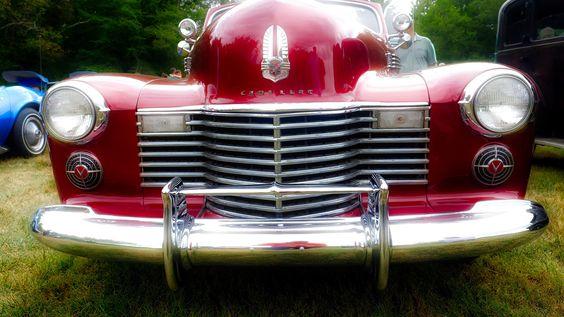 Nice old Cadillac