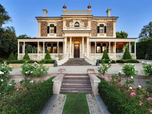 Georgian Regency Manor Adelaide Sa Australia