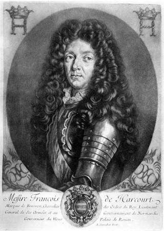François III d'Harcourt, Marquis de Beuvron (1627 - 1705)