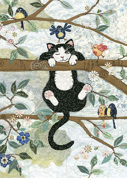 Tree Cat by Jane Crowther and Amy Butcher: