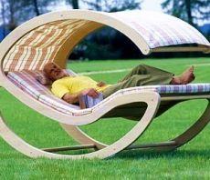 Кресло-качалка из фанеры своими руками