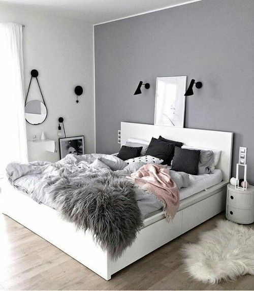 40 Inspiring Modern Bedroom Design Ideas And Decoration Part 29