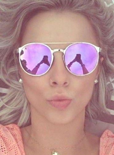 mirror aviator pastel, Inspired mirrored sunglasses http://www.justtrendygirls.com/inspired-mirrored-sunglasses/