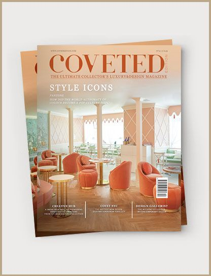 Covet Edition The Ultimate Collector S Luxury Design Magazine