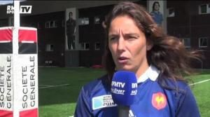 Rugby / Mondial féminin : les Bleues joueront dans un Jean Bouin à guichet fermé ? - BFMTV - 11/08/2014