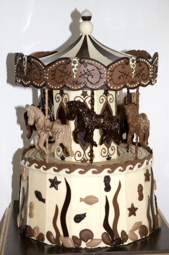 Chocolate carousel                                                                                                                                                      Plus