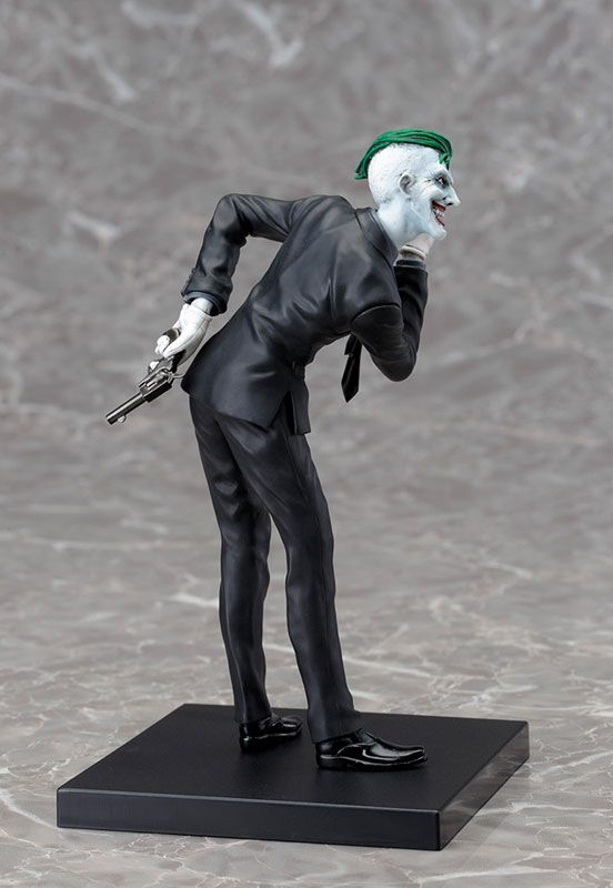Joker New 52 1/10 Scale Kotobukiya statue