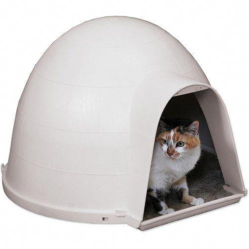 Petmate Kitty Cat Furniture Condo 100 00 Outdoor Cat House Cat Shelter Pet Mat