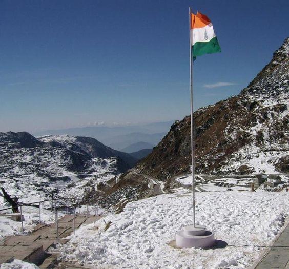 Nathula Pass (INDIA-CHINA Border)