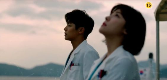 Ha Ji-won, Kang Min-hyuk board the Hospital Ship in new teaser » Dramabeans Korean drama recaps