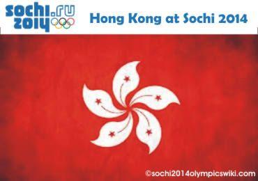 Hong Kong at Sochi 2014 Winter Olympics