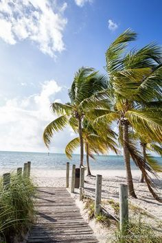 Smathers Beach - Key West, Florida