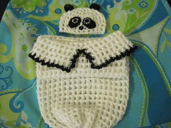 baby snuggler and baby hat by MadewithlovebyFatima on Etsy, $25.00