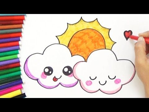 How To Draw A Cute Rainbow Star Cute And Easy Bodraw Youtube