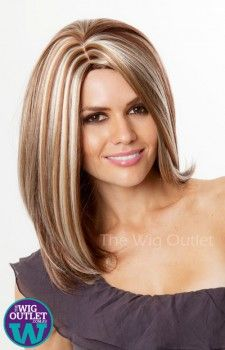 Super Deluxe Rachel Auburn Blonde 33H27H613 Fashion Wig Fashion Wigs Short Hairstyles For Black Women Fulllsitofus