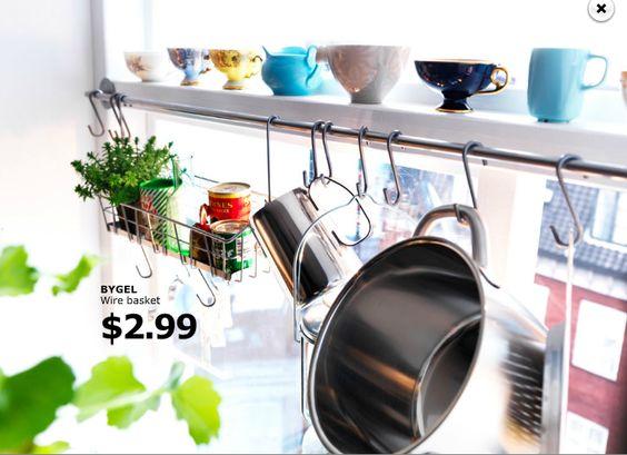 Ikea Kitchen Window