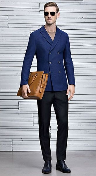 Boss By Hugo Boss Spring/Summer 2015 | Men's Fashion | Menswear