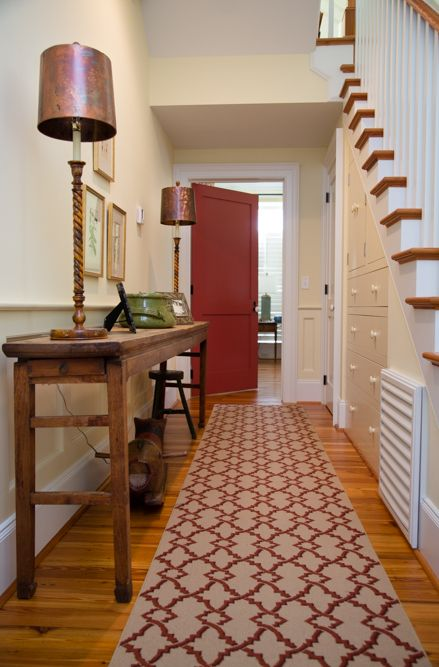 Hallway — The Cottage Loft