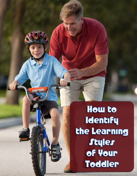 How to Identify the Learning Styles of Your Toddler