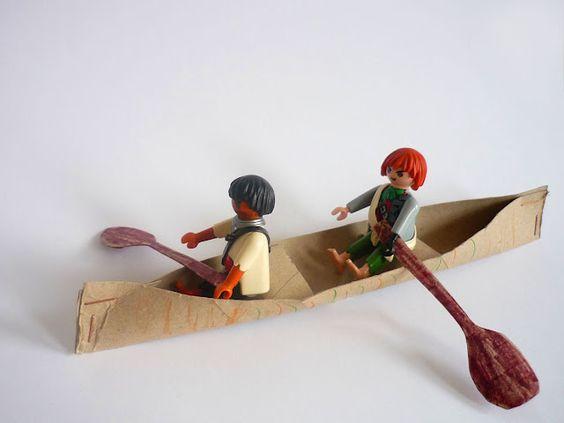 Playmobile boat