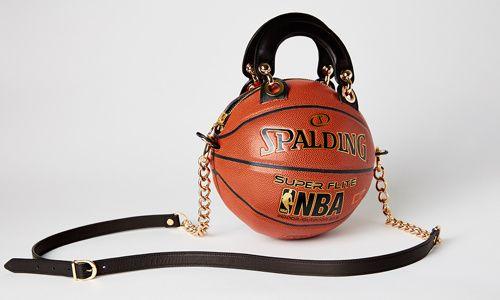 Basketball Bags - Andrea Bergart