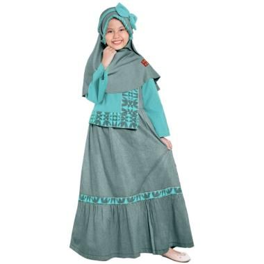 Shopee Baju Gamis Anak Perempuan