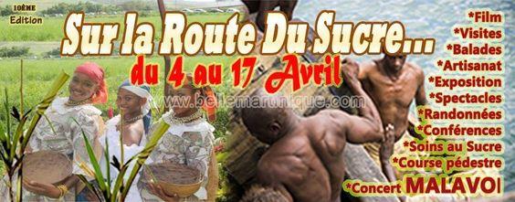 Sur la route du Sucre Vous aussi intégrez vos événements dans l'Agenda des Sorties de www.bellemartinique.com C'est GRATUIT !  #martinique #Antilles #domtom #outremer #concert #agenda #sortie #soiree