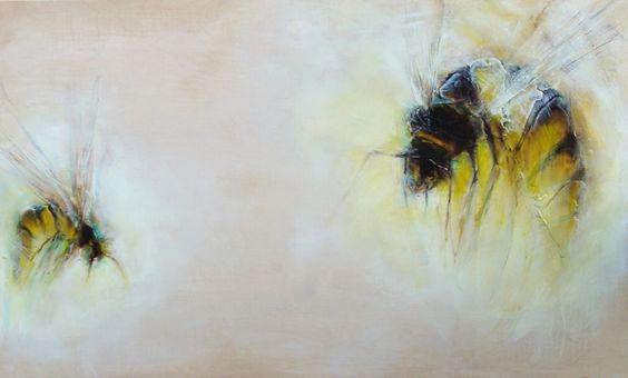 wings of dammar - Paintings by Annette Kraft van Ermel