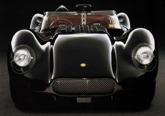 (1957 Lister Jaguar Sports)