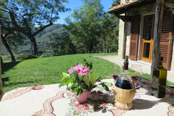 Tuscany Farmhouse for Disabled Persons: I Nidi di Belforte