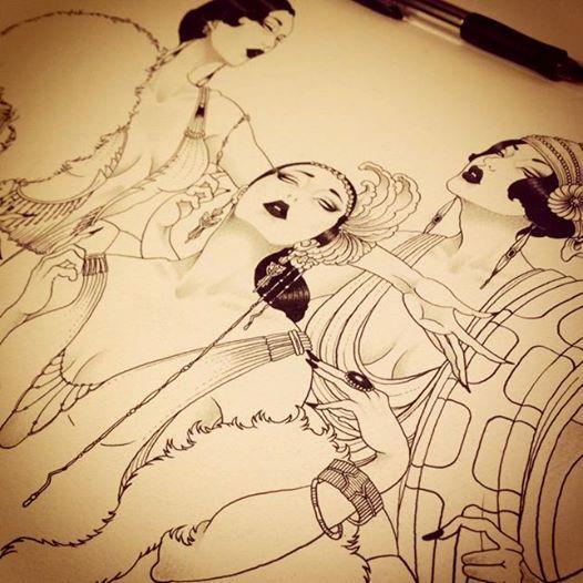 Illustration / Artiste - ONEQ