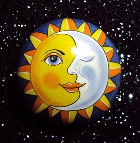sun sun moon and garden stepping stones on pinterest. Black Bedroom Furniture Sets. Home Design Ideas
