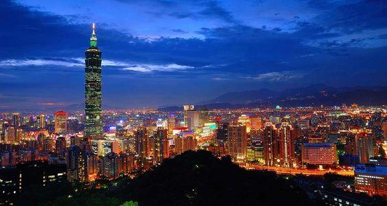 Tháp Taipei 101 - Biểu tượng của Đài Bắc