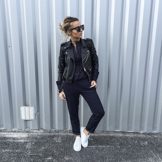 New post on noholita.fr  #jumpsuit @promod #sneakers  #nationalstandardxaudreylombard by noholita