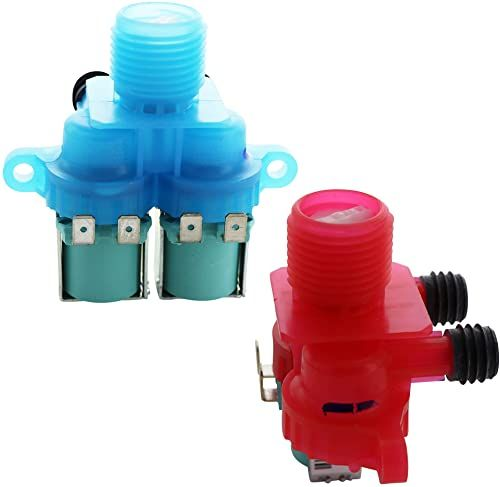 Enjoy Exclusive For Kitchen Basics 101 W10240949 W10240948 Water Inlet Valve Replacement Whirlpool 33390068g Online In 2020 Inlet Valve How To Clean Carpet Whirlpool