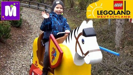 Germaniya 3 Legolend Kataemsya Na Attrakcionah I Edem V Myunhen Novoe Video Na Mister Maks Legoland Go To Munich 2016 Video Dailymotion Legolend Lego Germaniya