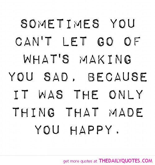 Can the hardest decision be of letting go of your beloved one?