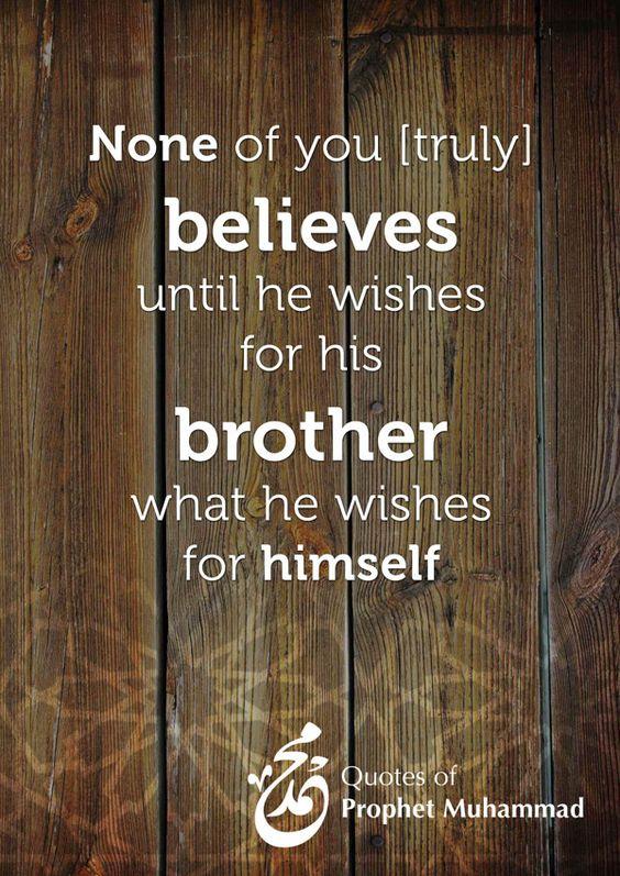 Quotes of Prophet Muhammad by Ramzi Al-Arabi, via Behance