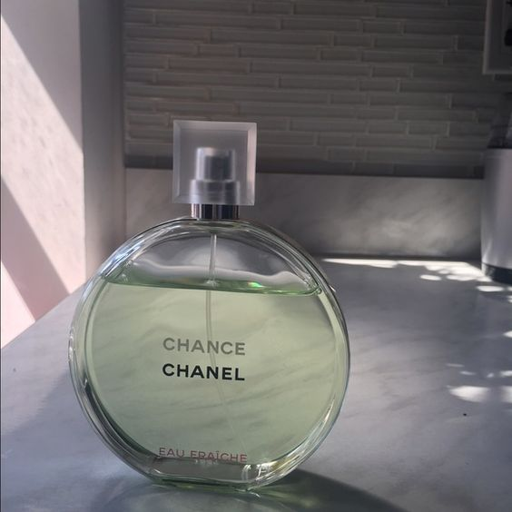 Chance by Chanel Hardly used 5 oz bottle of chance by Chanel CHANEL Other