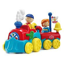 Caillou train - I have heard good things about his toy.