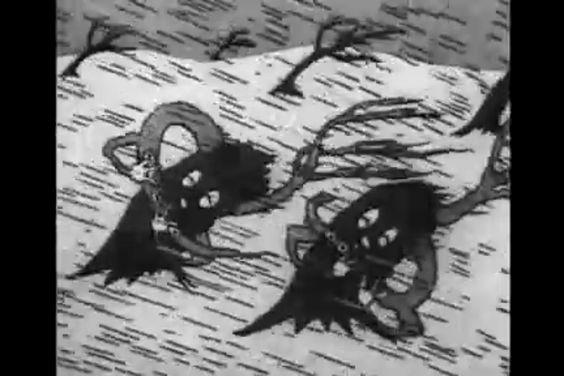 Tom i Jerry de Van Beuren