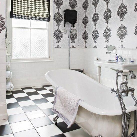 Art Deco Bathroom The Great Gatsby 1920's 1930's