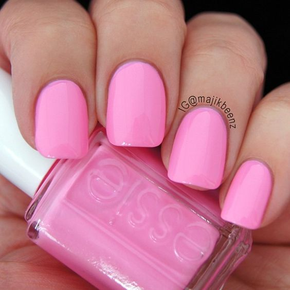 """Nails - Essie """"Boom Boom .... LOVE this color... Perfect for summer!!!!!"""