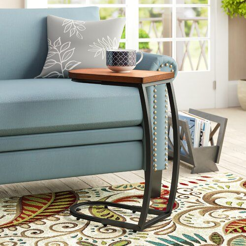 Best Seller Doughty End Table Charlton Home Online Lookpoppretty In 2020 Stylish Side Table Sofa End Tables End Tables
