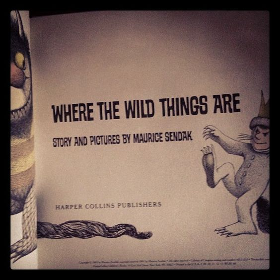 While in art school, Maurice Sendak was a window dresser for F.A.O. Schwarz in New York. #library