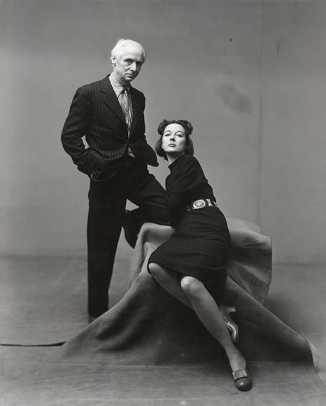 Max Ernst and Dorothea Tanning, New York, 1947  National Portrait Gallery, Smithsonian Institution. Gift of Irving Penn © The Irving Penn Foundation.