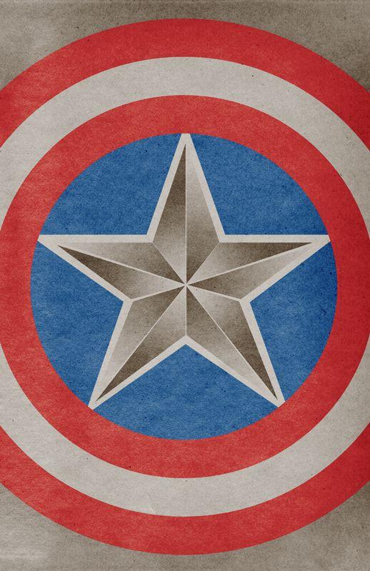 Captain America by The Bear Jedi